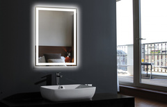 Зеркало Esbano ES-3429 HRD 60х80 см с подогревом