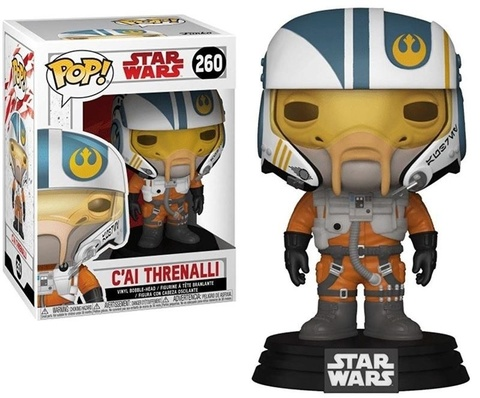 Star Wars C'ai Threnalli Funko Pop! Vinyl Figure