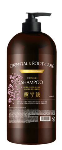 EVAS Pedison Шампунь для волос ТРАВЫ Institut-beaute Oriental Root Care Shampoo, 750 мл