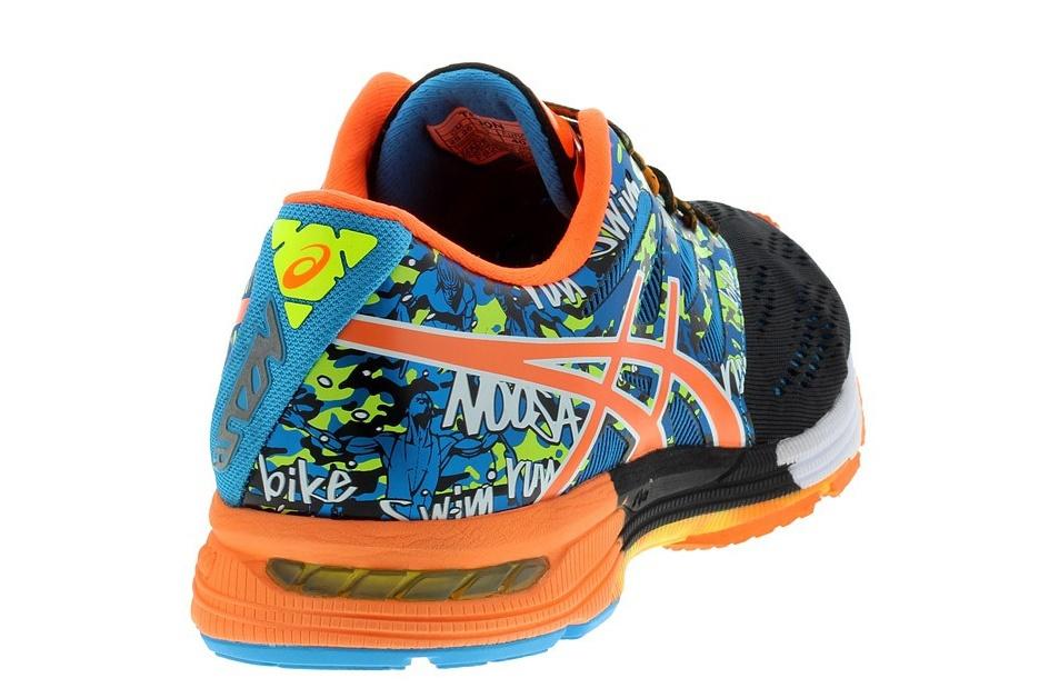 Мужские беговые кроссовки Asics Gel-Noosa Tri 10 (T530N 9030) фото пятки