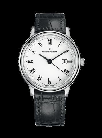 Купить женские наручные часы Claude Bernard 54005 3 BR по доступной цене
