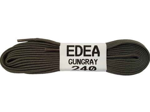 Шнурки для коньков Edea серые (240 см)