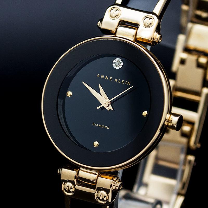 Изысканные часы anne klein ориентированы на дам с безупречным вкусом.