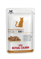 Royal Canin Vet Senior Consult Stage 1 WET (pouch)