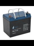 Аккумулятор Парус Электро HML-12-33  ( 12V 33Ah / 12В 33Ач ) - фотография