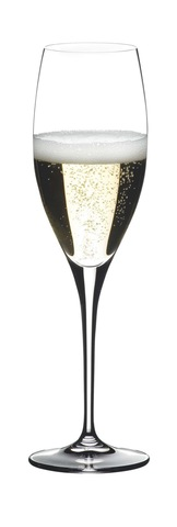 Набор из 2-х бокалов для шампанского Champagne Glass 330 мл, артикул 6409/08. Серия Heart To Heart