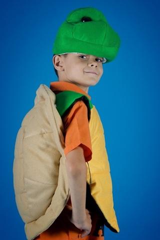 Карнавальный костюм Черепашки 1