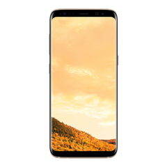 Samsung Galaxy S8 Duos 64Gb Желтый топаз