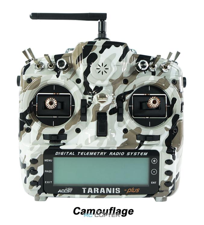 Аппаратура управления FrSky Taranis X9D Plus SE Camouflage 2.4 ГГц 16 каналов