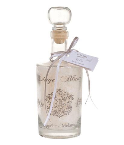 Соль для ванны Белое белье, Amelie et Melanie
