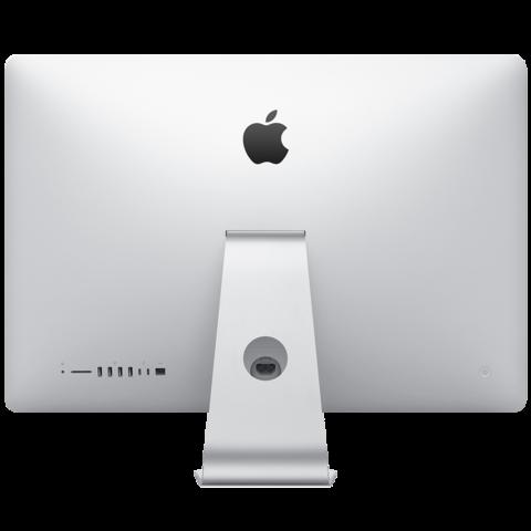 Apple iMac (2019) 27-inch Retina 5K, Intel Core i5 3,7 ГГц, 6C/8GB/2TB FD, Radeon Pro 580X, Silver (серебристый) (MRR12RU/A)