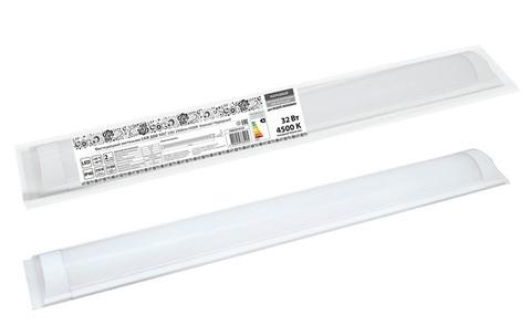 Светодиодный светильник LED ДПО 3017 32Вт 2900лм 4500К  Компакт Народный