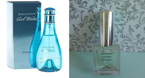 Cool Water DAVIDOFF 10 мл