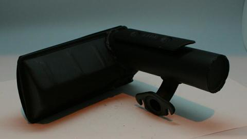 Глушитель DDE DPG1101i