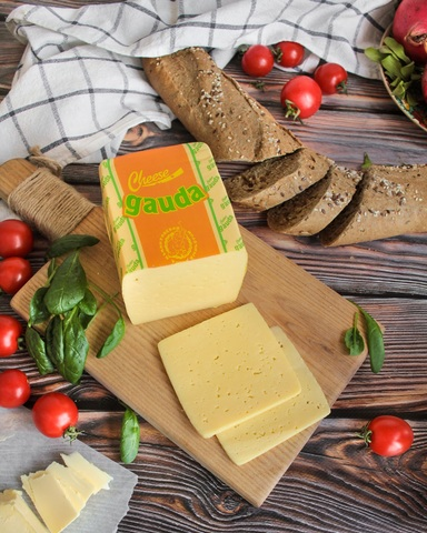 Сыр Гауда (Мамонтовский МСЗ), кг