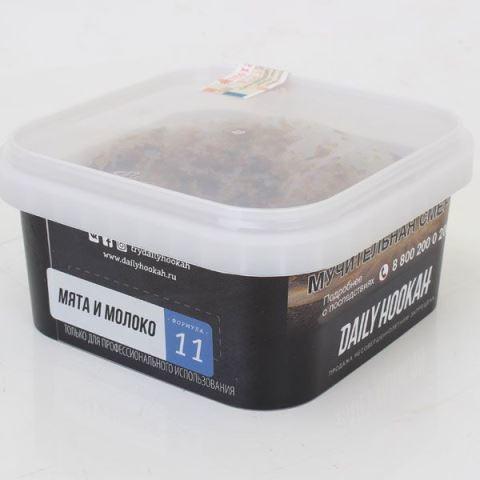 Daily Hookah - Мята и Молоко, 250 грамм