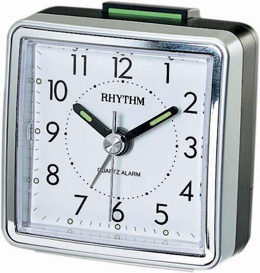 Часы-будильник Rhythm CRE210NR19