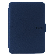 Чехол Slim Magnetic Case для Amazon Kindle Voyage Dark Blue Темно-синий