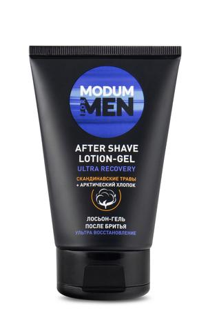 Modum Modum for men Лосьон-гель после бритья Ультра восстановление 100г
