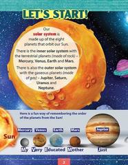 The Solar System (Explore Our World) Reader with cross-platform application.  Книга для чтения