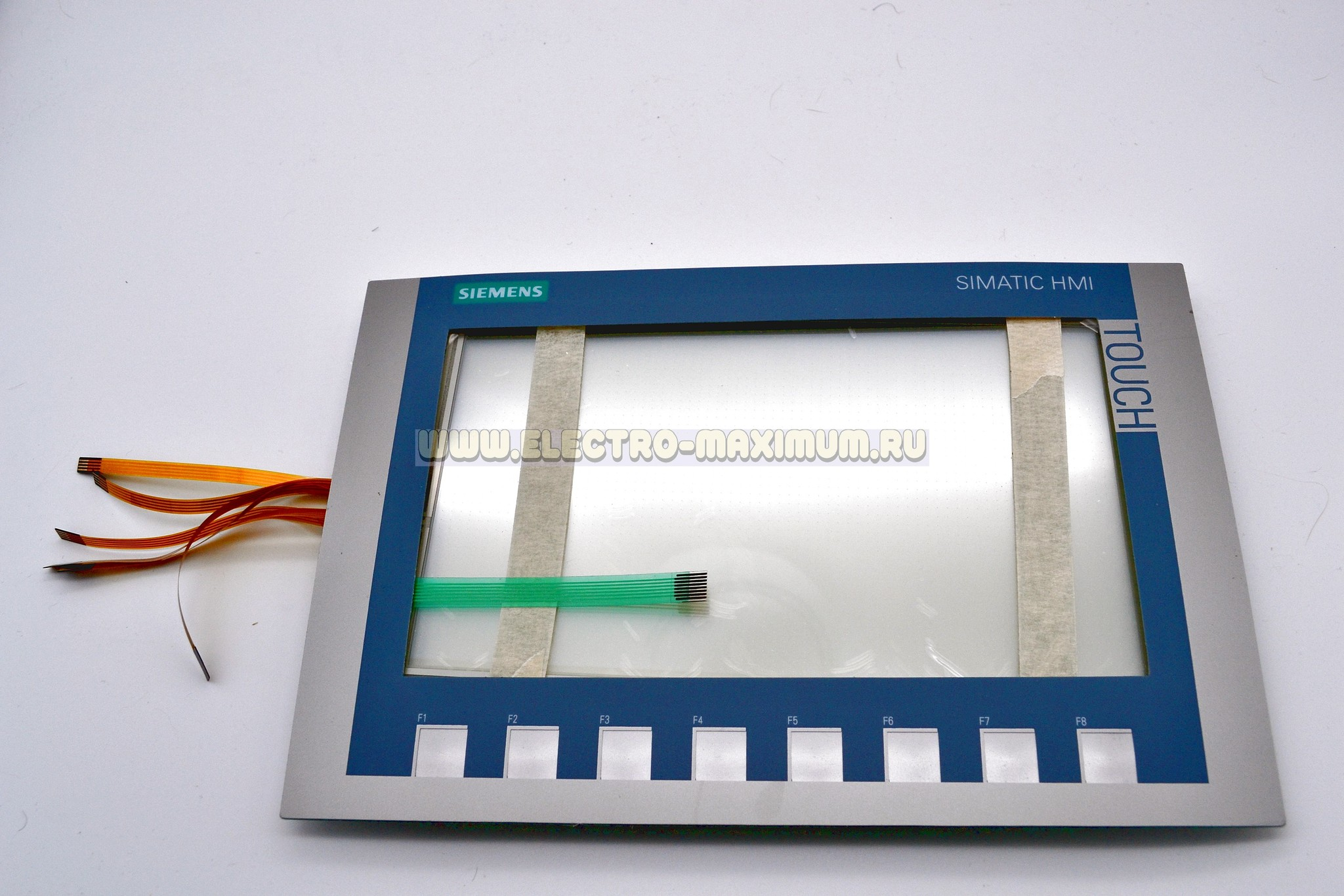 Ремкомплект KTP900 touch screen with membrane keypad.  6AV2123-2JB03-0AX0