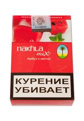 Nakhla Mix ice watermelon mint (Арбуз с мятой)