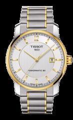 Наручные часы Tissot Titanium Powermatic T087.407.55.037.00