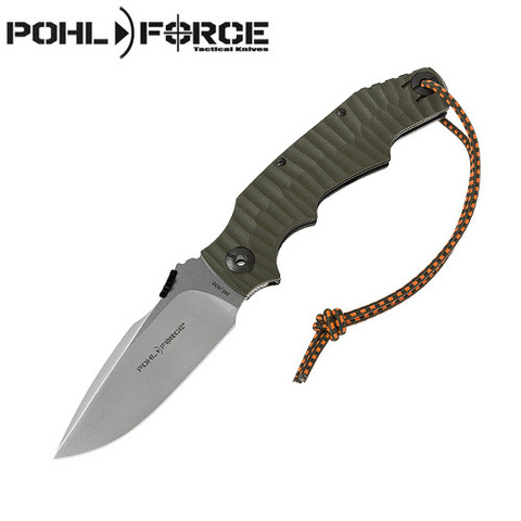 Нож Pohl Force Alpha Four Tactical модель 1060