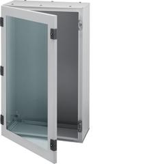 Щит Орион плюс с прозрачной дверью  500X400X160