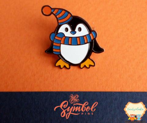 Пін Symbol pins Пінгвін