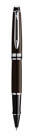 *Ручка-роллер Waterman Expert 3, цвет: Deep Brown CT, стержень: Fblk