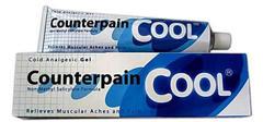 Гель охлаждающий и обезболивающий   COUNTERPAIN  COOL