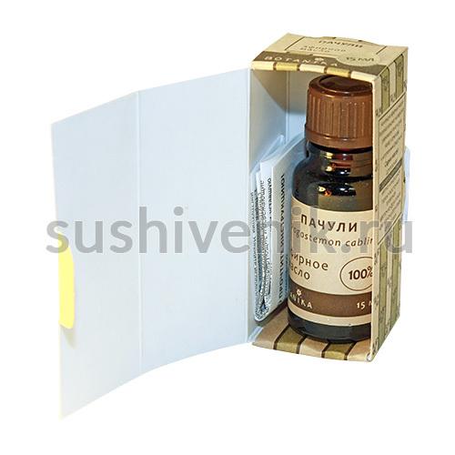 Patchouli oil / Pogostemon cablin