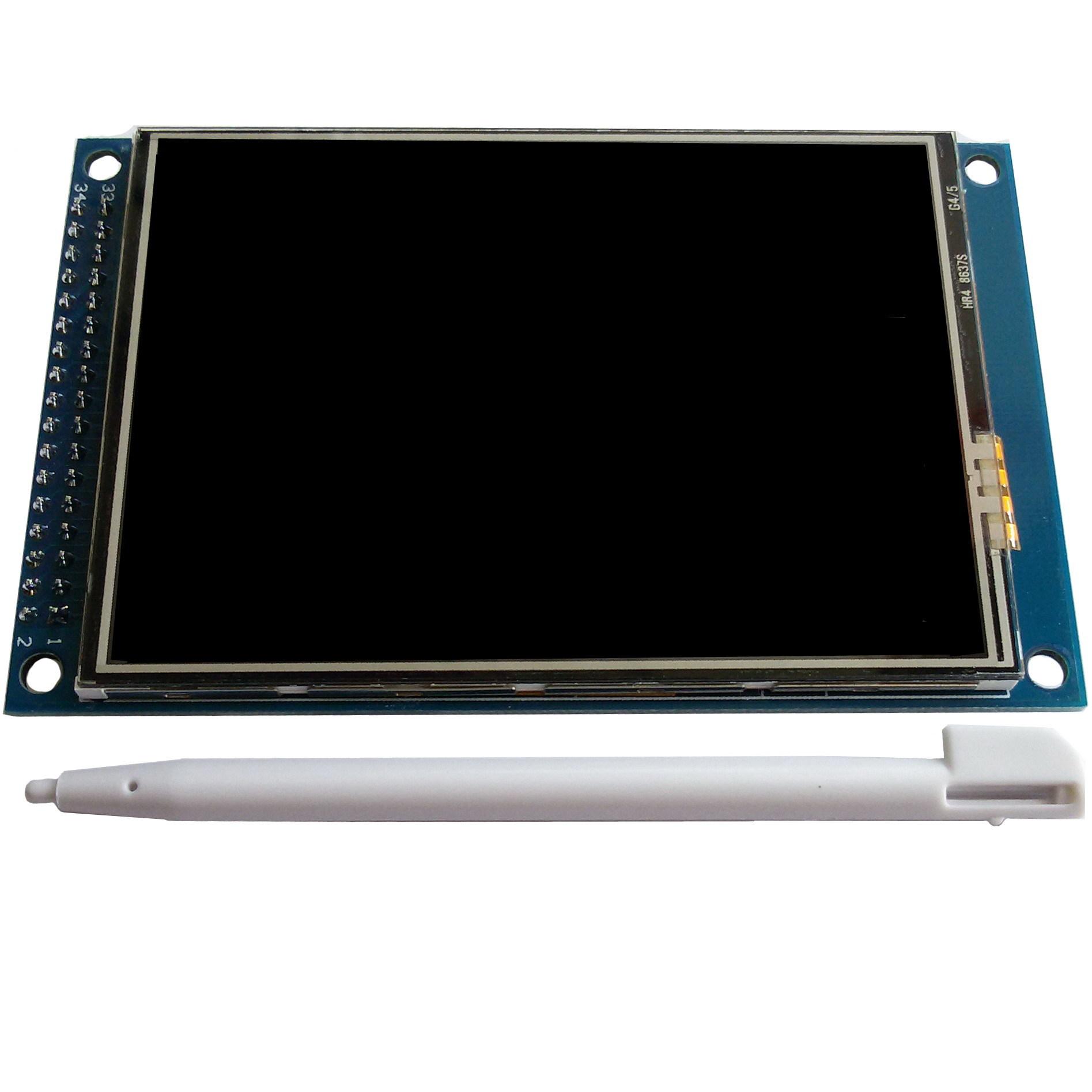 Цветной графический TFT-экран 3,2