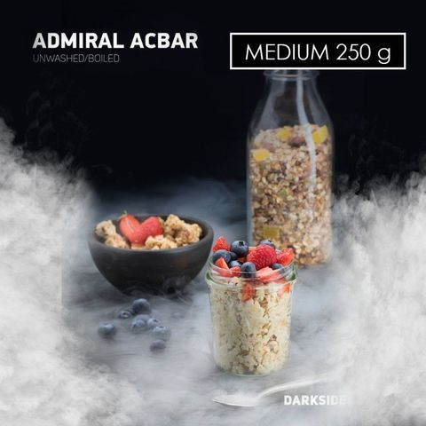 Табак Dark Side MEDIUM ADMIRAL ACBAR CEREAL 250 г