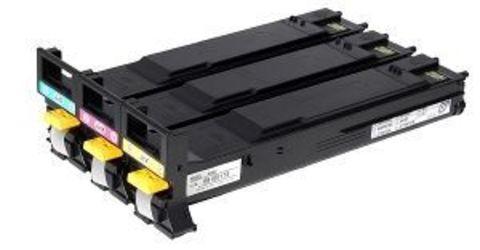 Konica Minolta MC4650 CMY Hi-Capacity набор цветных тонер-картриджей (8 тыс. копий) (A0DKJ52)