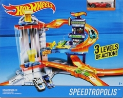 Workshop Track Builder Speedtropolis Track Set