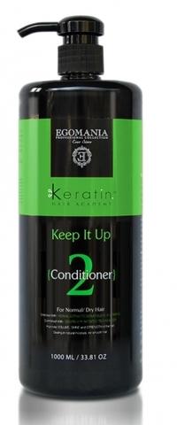Кондиционер «Все под контролем!» для нормальных и сухих волос, Egomania,1000 мл.