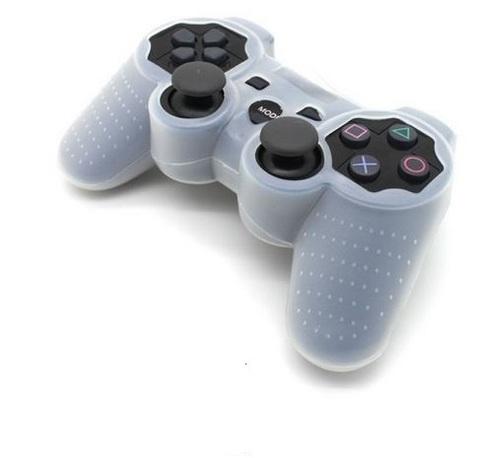 Sony PS3 Чехол для геймпада (белый)