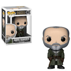 Funko - POP TV: Game Of Thrones S8 - Davos Seaworth Brand New In Box