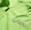 Женская рубашка для бега Asics Zip Top (110425 0473) фото
