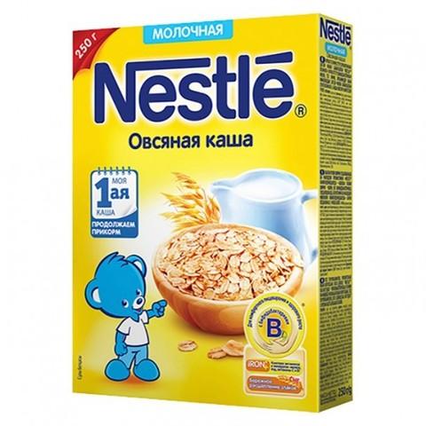 Nestlé® Молочная овсяная каша 250гр
