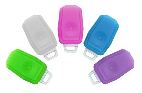 Светодиодный брелок Micro-Light Ice