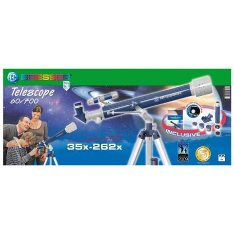 Телескоп Bresser Junior 60-700 blu