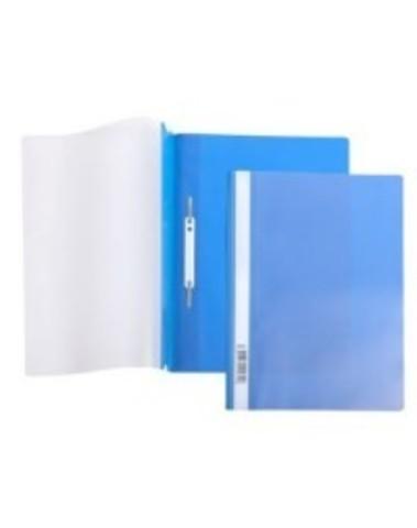 Папка-скоросшиватель Attache A4 синяя 10 шт/уп