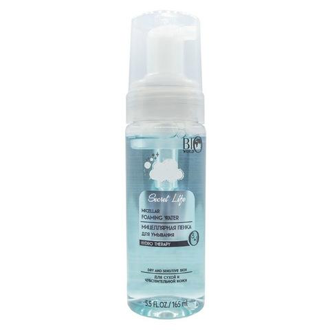 Мицеллярная пенка, Hydro Therapy для сух. и чувств. кожи