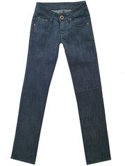 5585 джинсы женские, темно-синие