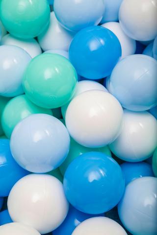 Комплект шаров для сухого бассейна Anlipool №11 (100 шт.)