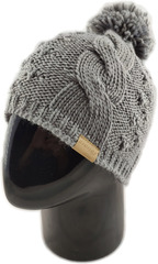 Шапка Ziener Itera Hat Sm Acc Lady 323 grey