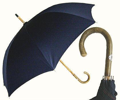 Зонт-трость Pasotti 89-148-PuntoCN5-Handle Ash